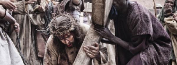 Blacks in the Bible:  Simon of Cyrene